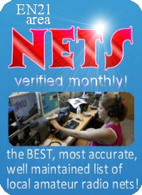 Click to view a list of local ham radio nets.
